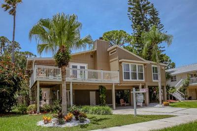 Crystal Beach Single Family Home For Sale: 519 Georgia Avenue