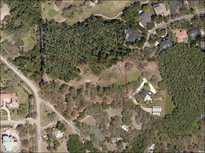 Tarpon Springs Residential Lots & Land For Sale: Old East Lake Road