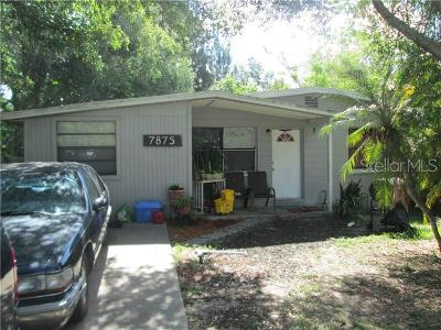 Pinellas Park Single Family Home For Sale: 7875 64th Street N