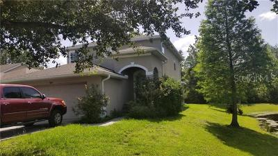 Land O Lakes Single Family Home For Sale: 7809 Foxgrove Drive