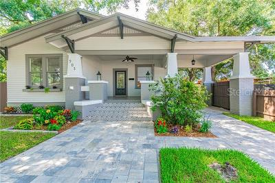 Hillsborough County Single Family Home For Sale: 903 E Broad Street