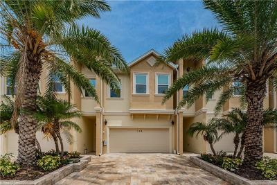 Tarpon Springs Townhouse For Sale: 753 Grand Cypress Lane