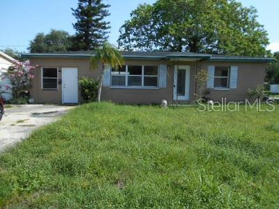 Pinellas Park Single Family Home For Sale: 5501 82nd Avenue N