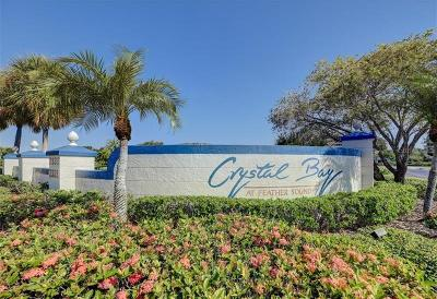 Clearwater Condo For Sale: 2323 Feather Sound Drive #F106