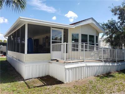 Lutz FL Mobile/Manufactured For Sale: $138,000