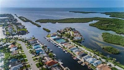 New Port Richey Single Family Home For Sale: 4000 Marine Parkway