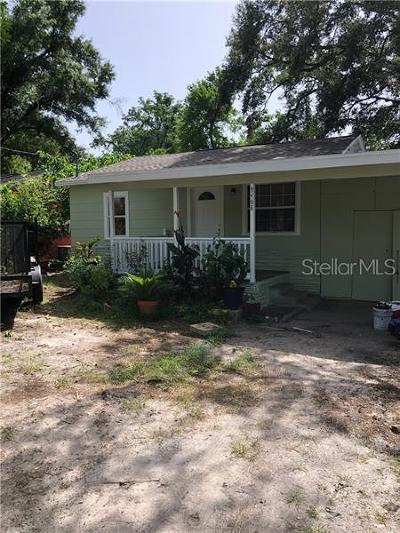 Tampa Single Family Home For Sale: 9408 N Elmer Street
