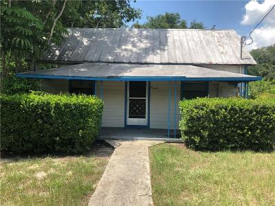 Tarpon Springs Single Family Home For Sale: 455 Cypress Street
