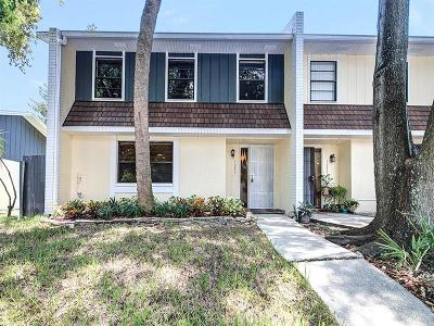Clearwater Townhouse For Sale: 1237 Abbey Crescent Lane