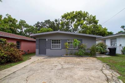 Clearwater Single Family Home For Sale: 1155 Engman Street