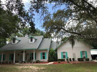 Dade City Single Family Home For Sale: 20111 Old Trilby Road