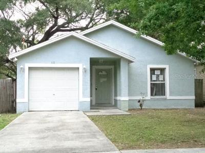 Saint Petersburg, St Pete, St Peterburg, St Petersburg, St. Petersburg Single Family Home For Sale: 633 27th Avenue S