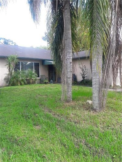 New Port Richey Single Family Home For Sale: 3448 Martell Street
