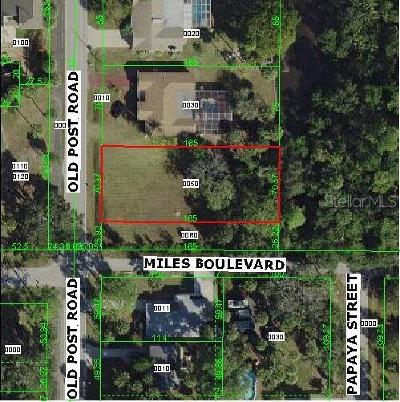 Port Richey Residential Lots & Land For Sale: Old Post Road