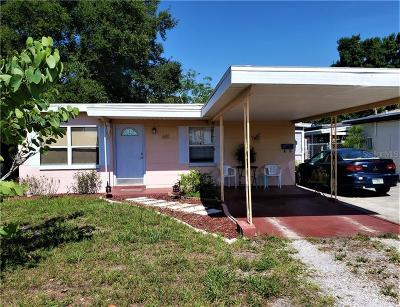 Gulfport FL Single Family Home For Sale: $138,857