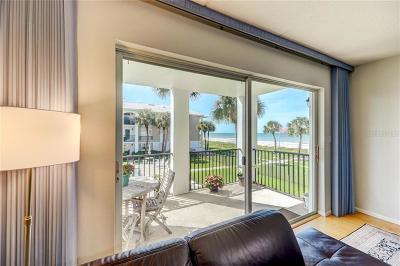 Belleair Beach Condo For Sale: 2500 Gulf Boulevard #202B