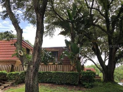 Palm Harbor Townhouse For Sale: 2621 2nd Court