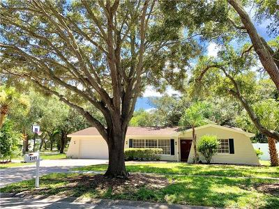 Clearwater Single Family Home For Sale: 2409 Williams Drive