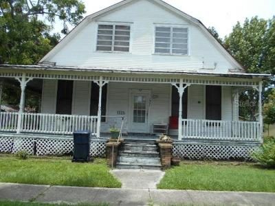 Single Family Home For Sale: 7005 S Desoto Street
