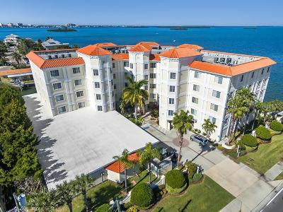 Clearwater, Clearwater Beach Condo For Sale: 1860 N Fort Harrison Avenue #302