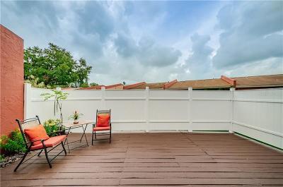 Pinellas Park Villa For Sale: 6400 Bonnie Bay Circle N