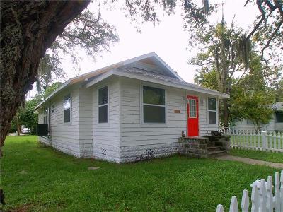 St Petersburg Single Family Home For Sale: 2325 Kingston Street S