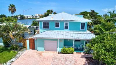 Madeira Beach Single Family Home For Sale: 366 145th Avenue E
