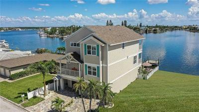 Madeira Beach FL Single Family Home For Sale: $1,990,000