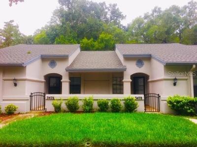 Palm Harbor Villa For Sale: 3478 Killdeer Place