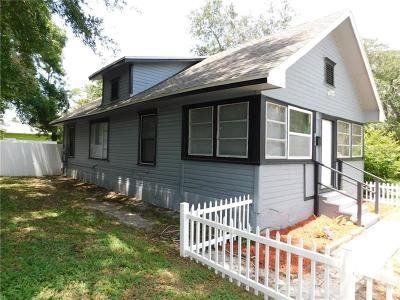 St Petersburg Single Family Home For Auction: 811 Newton Avenue S