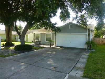 Palm Harbor Single Family Home For Sale: 2820 Wesleyan Drive