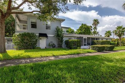 St Pete Beach Single Family Home For Sale: 3300 E Maritana Drive