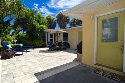 St Pete Beach Multi Family Home For Sale: 112 46th Avenue