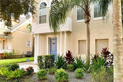 St Petersburg FL Townhouse For Sale: $474,900