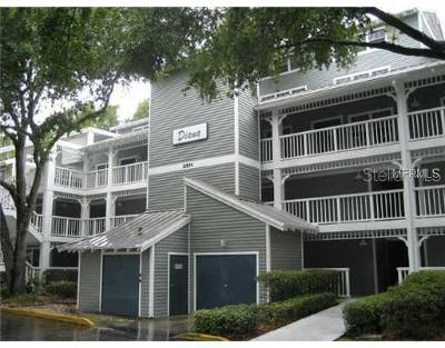 Palm Harbor Condo For Sale: 2511 Dolly Bay Drive #306