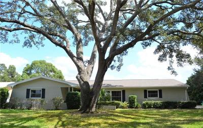 Hillsborough County, Pasco County, Pinellas County Single Family Home For Sale: 1345 Stewart Boulevard