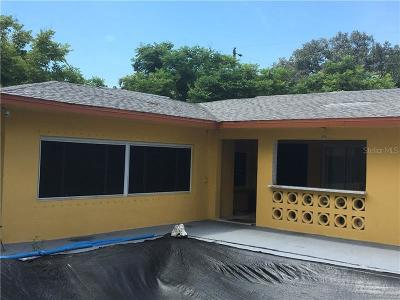 Clearwater, Clearwater Beach Single Family Home For Sale: 1748 Belleair Road