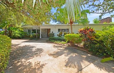 St Petersburg Single Family Home For Sale: 331 61st Street N