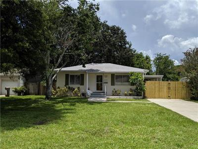 St Petersburg Single Family Home For Sale: 5443 8th Avenue N