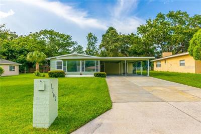 Clearwater Single Family Home For Sale: 1360 Overlea Street
