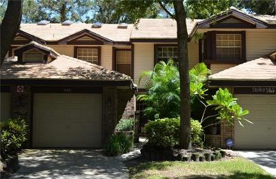 Palm Harbor Townhouse For Sale: 1486 Mahogany Lane