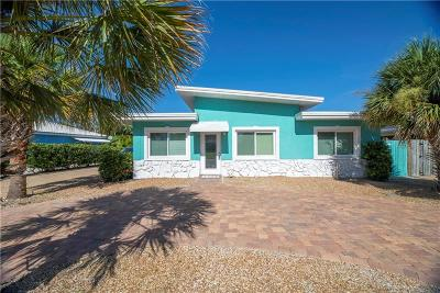 Saint Pete Beach, St Pete Beach, St Petersburg Beach, St. Pete Beach Single Family Home For Sale: 4590 Plaza Way