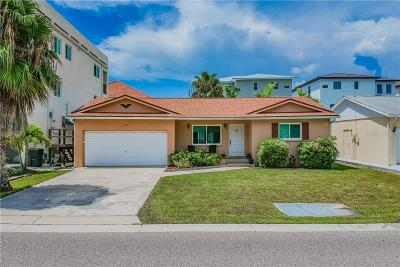 Clearwater Beach, Indian Rocks Beach, Indian Shores, Redington Beach, Redington Shores, Madeira Beach, Treasure Island, Tierra Verde, Belleair Beach, St. Pete Beach, Treasure Island  Single Family Home For Sale: 172 175th Avenue E