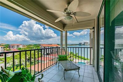 St Petersburg Condo For Sale: 6322 Palma Del Mar Boulevard S #805