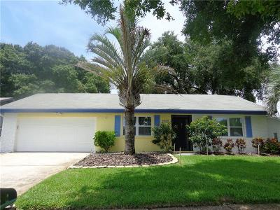 Palm Harbor Single Family Home For Sale: 1668 Caledonia Drive