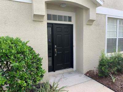 New Port Richey Townhouse For Sale: 8626 Great Egret Trace