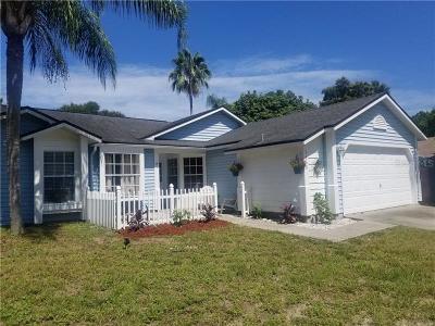Palm Harbor Single Family Home For Sale: 1459 Noell Boulevard