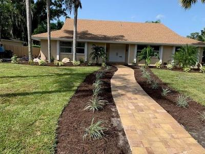 Hillsborough County Single Family Home For Sale: 11716 Lipsey Road