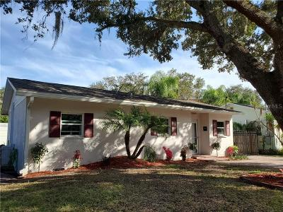 Tampa Single Family Home For Sale: 7425 Seagull Way