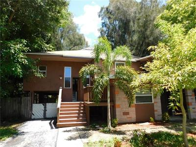 St Petersburg Single Family Home For Auction: 5951 58th Avenue N